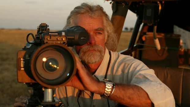 """National Geographic documentary maker Dereck Joubert says """"there are 660 Cecils being shot each year""""."""