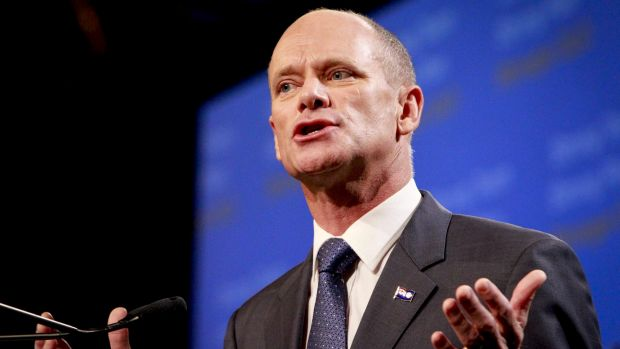 Former Queensland premier Campbell Newman says robots will remove the need for labour on some farms within five years.