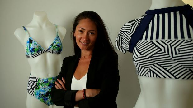 Kini swimwear co-founder Elle Aram.
