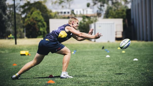 Tom Staniforth will play his first Super Rugby game in 700 days when the Brumbies play the Western Force.