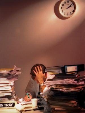 Many of us react with hostility to tasks outside our job description.
