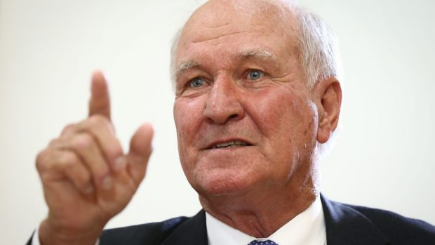 Former Independent MP Tony Windsor announces he will contest the seat of New England, currently held by Deputy Prime ...