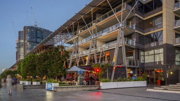 Food and beverage group Keystone has been placed into receivership, with the Cargo Bar at Kings Street Wharf included in ...