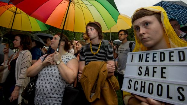 The Safe Schools initiative has come too late for some Australians.