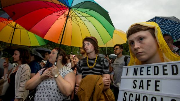 The state opposition will axe the Safe Schools program if it wins the next election.