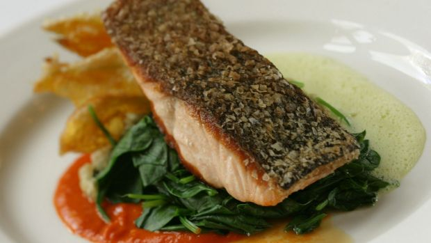 Time will tell as to whether conditions in Macquarie Harbour will affect supply of Tasmanian salmon to the consumer.