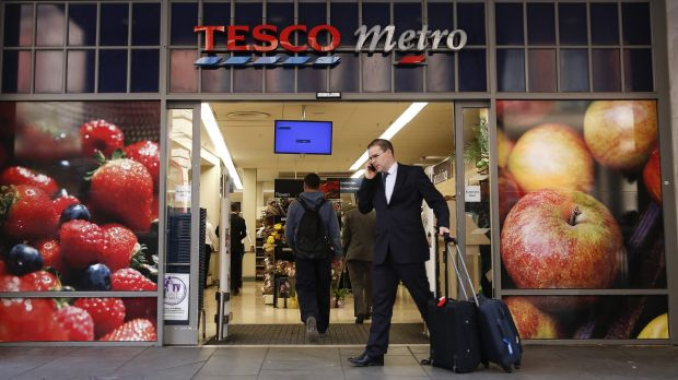 Tesco, the UK's largest supermarket chain, has pledged to give all its leftover stock to charity.