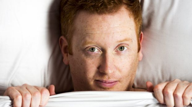 Comedian Luke McGregor was a sexual novice until his documentary <i>Luke Warm Sex</i>.