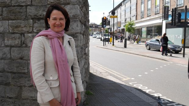 Quiet achiever: Australian expat Catherine West is shadow foreign minister in Britain.