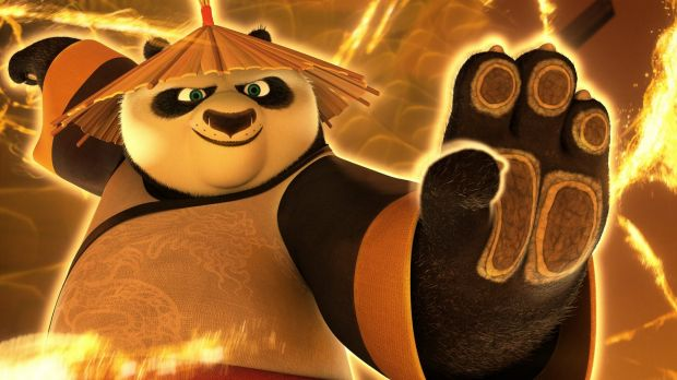 In <i>Kung Fu Panda 3</i> the character Po evolves from student to teacher.