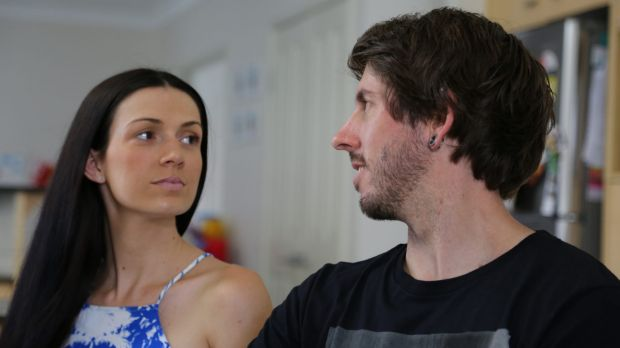Gold Coast couple Jason, who rides and works with motorbikes, and Michelle, mother of two young kids, are among those ...
