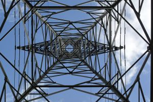 Electricity transmission and distribution is among eight industries characterised by 'natural monopoly'.