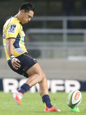 Brumbies co-captain Christian Lealiifano has rediscovered his radar ahead of his return to Newlands where he missed a ...