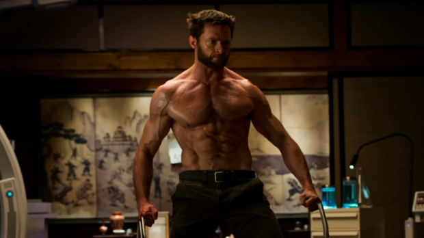 Hugh Jackman, as Wolverine, was reportedly shaken by the surf rescue drama.