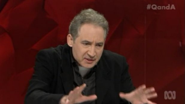 Enthusiastic: Brian Greene.