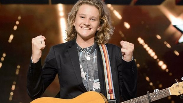 Fletcher Pilon stunned the judges with his tribute to his late brother.