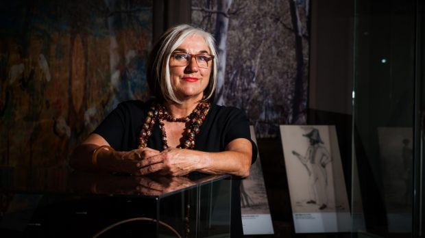 National Muesum of Australia senior curator and Indigenous advisor Margo Neale.