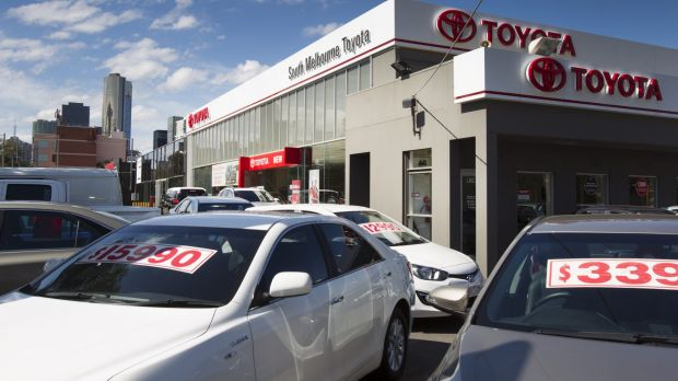 Toyota is under fire over its treatment of a used car salesman in Melbourne who claims he was racially vilified by his ...