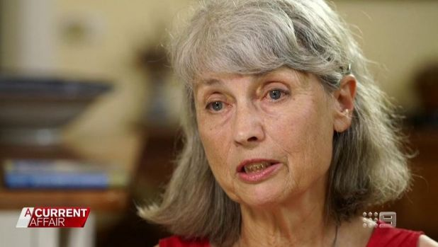 Rosemary Stanton spoke to A Current Affair about growing up in the Exclusive Brethren.