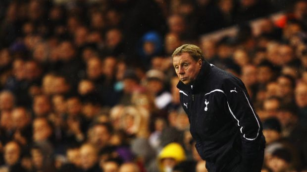 Manager at large: Harry Redknapp will coach Jordan.