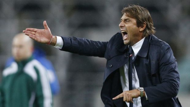 Cheslea bound? Antonio Conte.