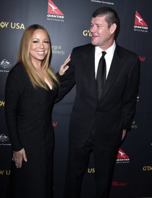 James Packer does not want to be filmed as part of  fiance Mariah Carey's new documentary series.