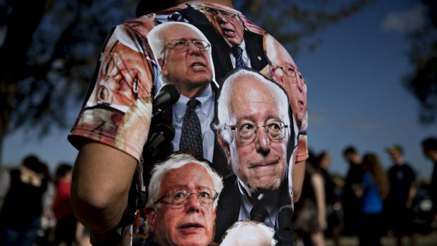 An advocate for radical Modern Monetary Theory is an adviser to Democratic presidential candidate Bernie Sanders