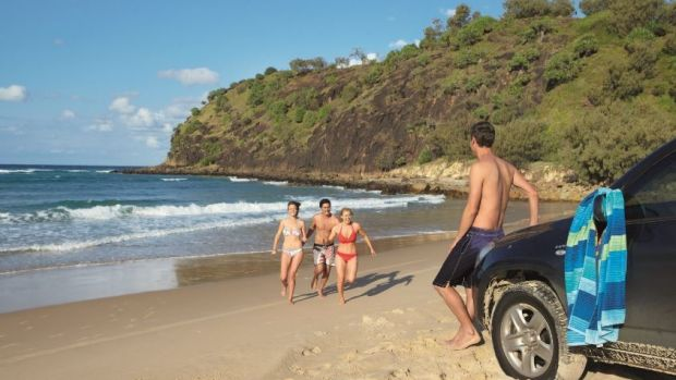 Cheaper petrol boosted driving holidays in Sunshine Coast in 2015, says the CEO of Visit Sunshine Coast.