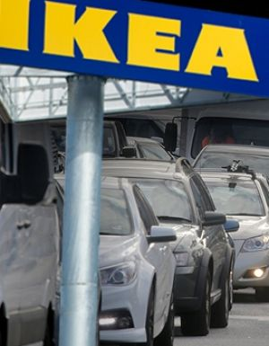 IKEA has postponed plans to build its largest Australian store in Campbellfield.
