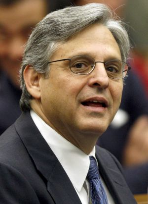 "Merrick Garland: ""This is the greatest honour of my life."""