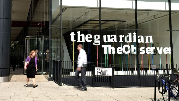 The Guardian has announced widespread editorial job cuts.