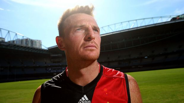 Into the light: Brendon Goddard and John Worsfold have a mighty task ahead