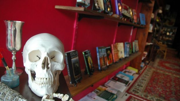 Ecclectica Esoteric Books and Curiosities
