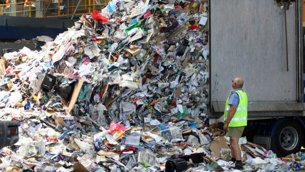 NSW recycled 10.5 million tonnes compared with 5.3 million tonnes in 2002-03, despite an increase in population.