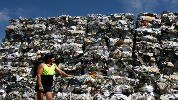 The report acknowledges there has been a greater education surrounding recycling in the last decade.
