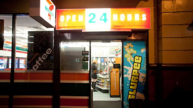 Prospective 7-Eleven franchisees were allegedly shown inflated figures about the business.