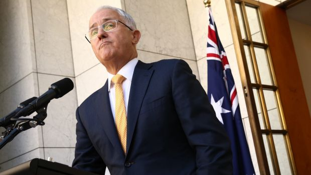 Prime Minister Malcolm Turnbull's decision reveals the sorry state of reform in this country.