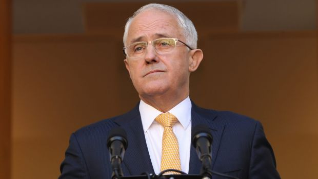 Prime Minister Malcolm Turnbull announced he will recall a joint sitting of Parliament on April 18 during a press ...