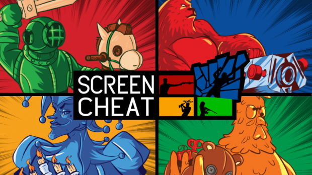 After making a big splash on PC, Samurai Punk's <i>Screencheat</i> was able to make the rare conversion to consoles.