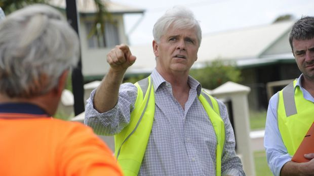 NBN chief executive Bill Morrow unveiled fibre to the curb plans back in 2016.