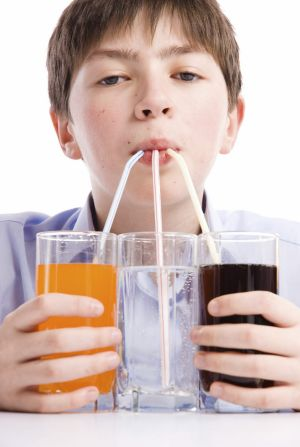 76 per cent of kids aged nine to 13 exceed the guidelines for daily sugar intake.