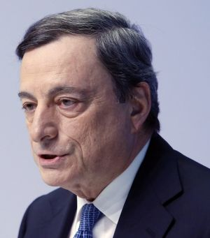 "President of European Central Bank Mario Draghi implemented negative interest rates as part of his bid to do ""whatever ..."