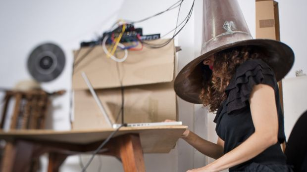 Experimental filmmaker and sound artist Aura Satz will be in Australia for the Biennale of Sydney.