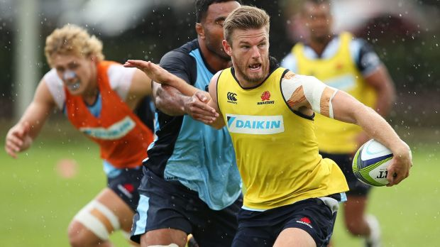 Rob Horne says the Waratahs are aiming to turn their season around against the Reds in Brisbane on Sunday.