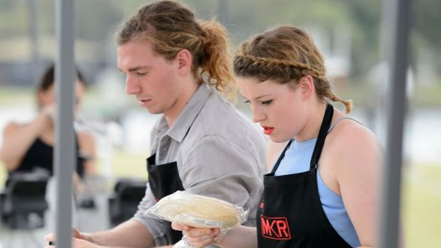 Mitch and Laura are cooking too. In case you were wondering.