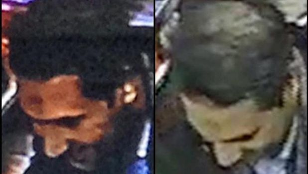 Photographs of Najim Laachraoui released by authorities.