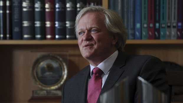 Vice-Chancellor Brian Schmidt says he is giving the search for a new head for the Australian National University's ...