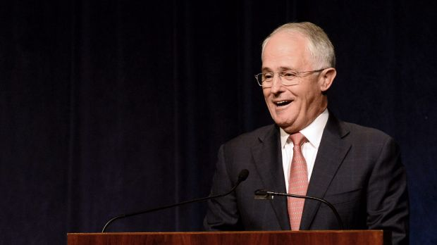 Malcolm Turnbull will need to lift his calorie intake if he wants to survive a long campaign.