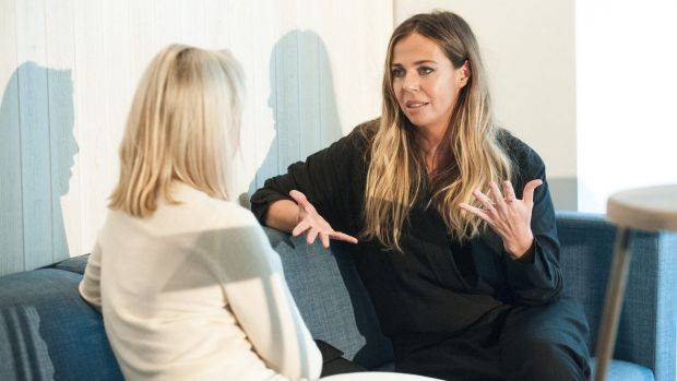 Kelsh could not stress enough the importance of blending when speaking to Fairfax Media's Amy Croffey.