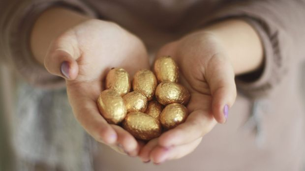 Excuse for an Easter egg? It might improve your athletic performance.